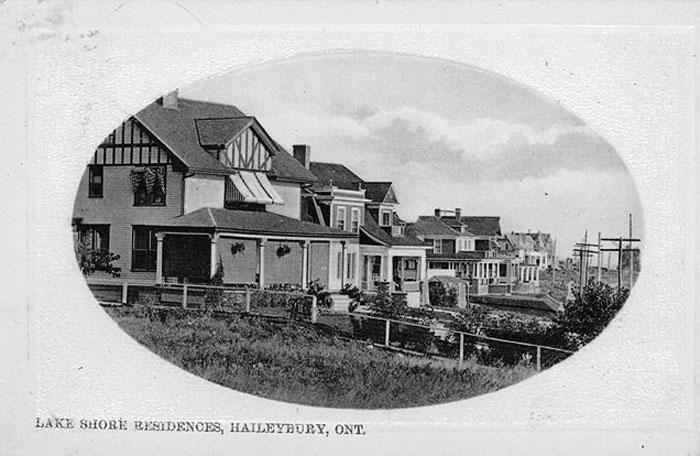 toronto streetcar haileybury