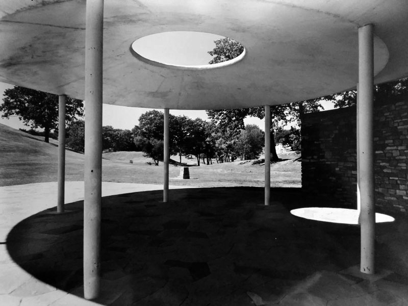 toronto park pavilion oculus