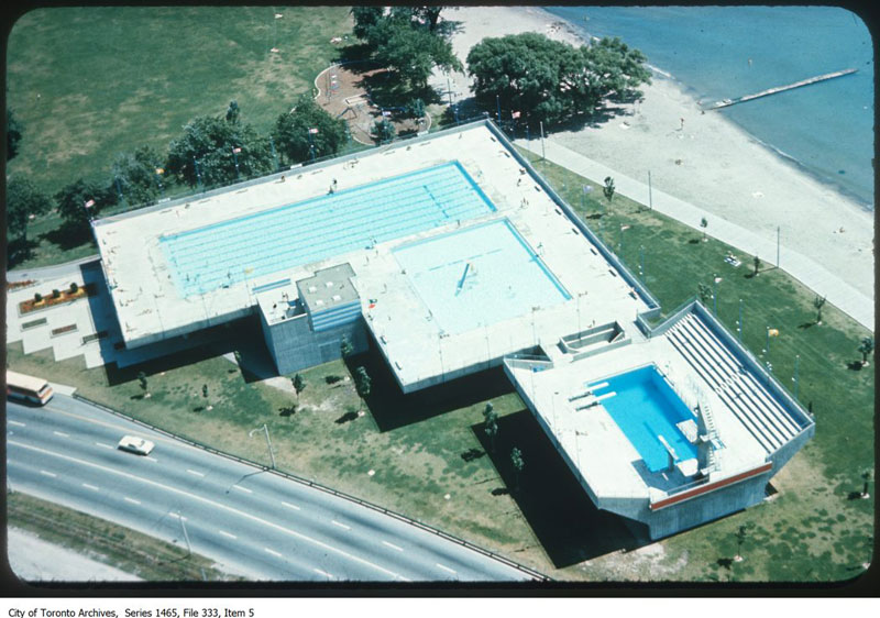 toronto donald summerville beaches pool