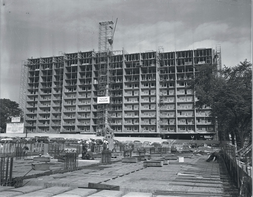 The first Modern apartment complex in Toronto - Spacing Toronto