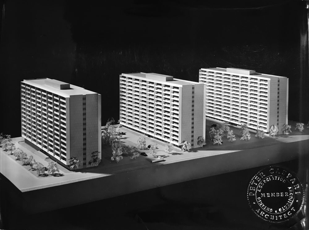 The first Modern apartment complex in Toronto - Spacing ...