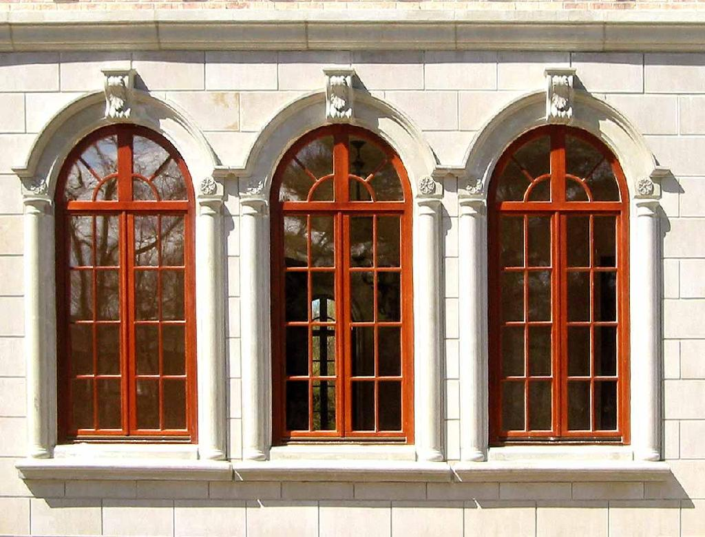 Oak Doors With Windows : Wood windows making the case for sustainability