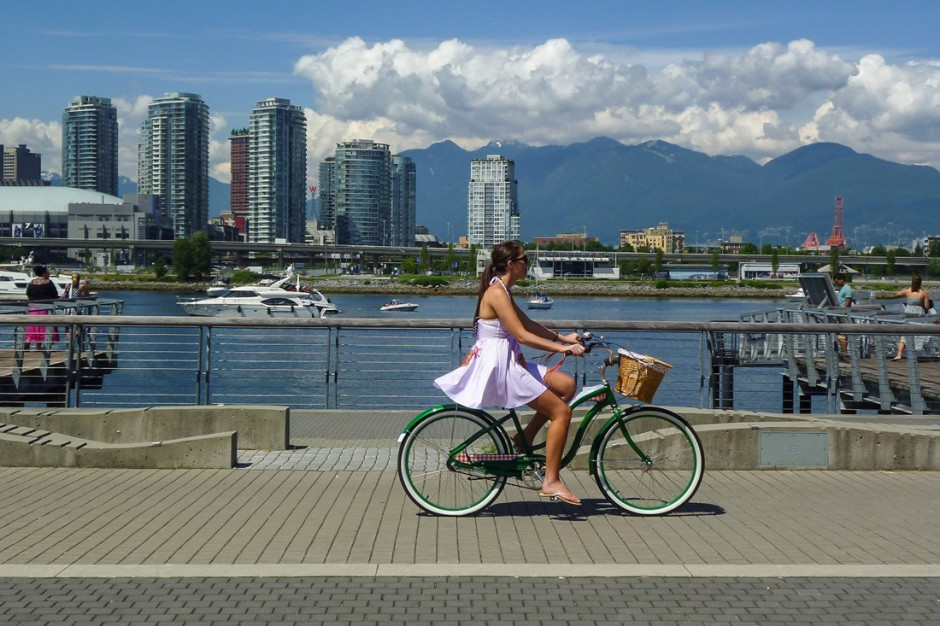 Image result for bike the seawall