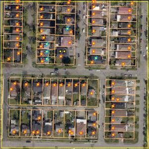 Inner City Neighbourhood Candy Density