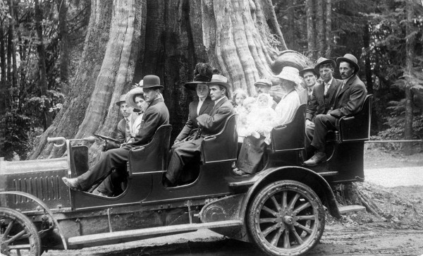 Early Vancouver Tourism: A Natural Industry