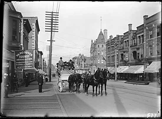 Vancouver Tourist Association, 1905. VPL 5204.