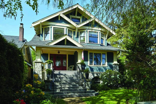 Vancouver Craftsman