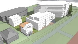 Proposed Rental Housing Development at 18th Ave and Commercial Drive.