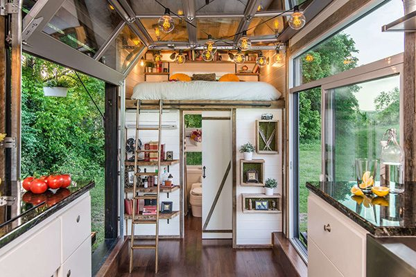 Tiny house anyone spacing vancouver for Interior design companies vancouver