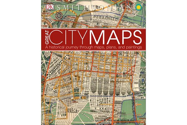 book review great city maps