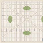1912 Hudson's Bay Subdivision Plan - by Jason Pfeifer
